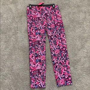 Lilly Pulitzer Pants - Lilly Pulitzer Kelly Skinny Ankle Pant Size 2